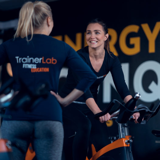 Sisäpyöräilyohjaaja – Bike Trainer
