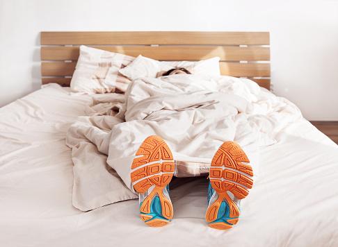 Urheilijan unen tarve